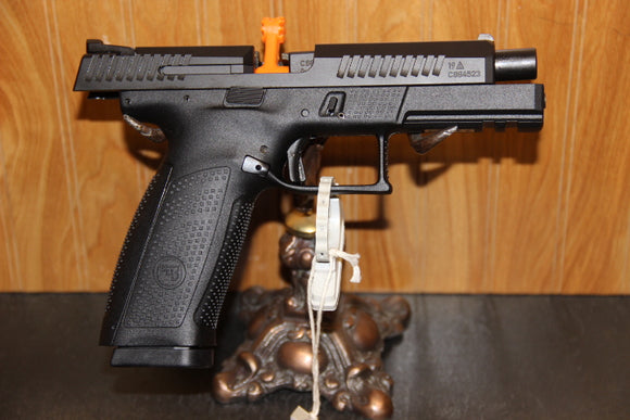 CZ P10 9MM BLACK