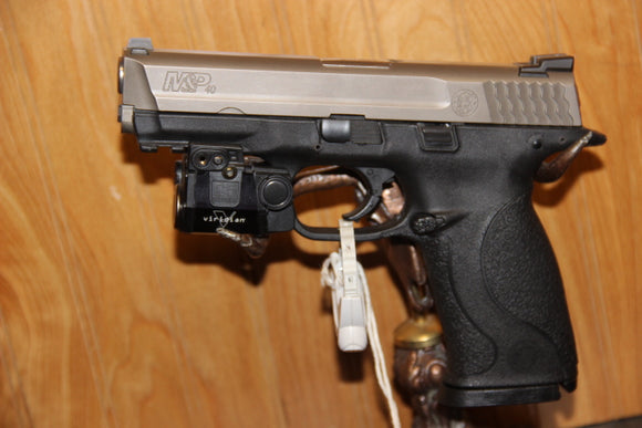 SMITH & WESSON M&P 40 W/LASER