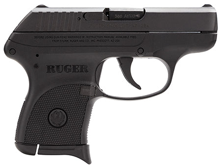 RUGER LCP 380ACP BL/POLY