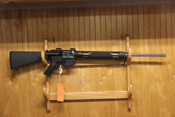 Bushmaster M4 A3 223 Rem, stainless barrel, aluminium free floated forend