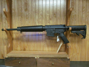 Armalite M15 carbine 5.56x45 or 223 Rem multi position stock