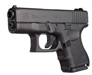 GLOCK 26 GEN 4 9MM BLACK
