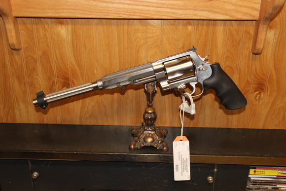 SMITH & WESSON 460 PERFORMANCE