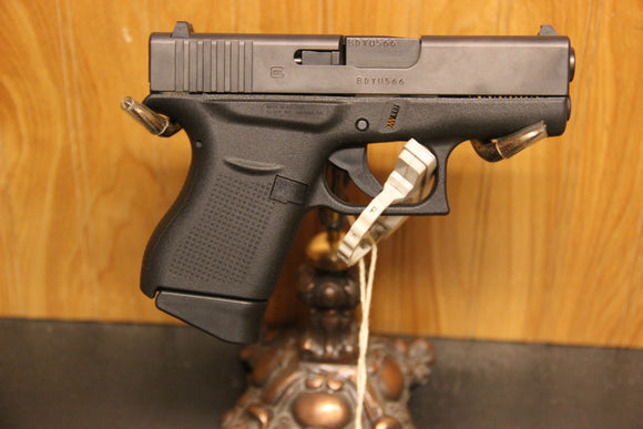GLOCK G43 9MM W/BOX