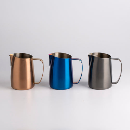 Barista Ace Champion 450ml Coloured Milk Jug / Milk Pitcher