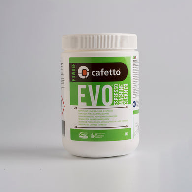 Cafetto 1kg Evo Espresso Machine Cleaning Powder