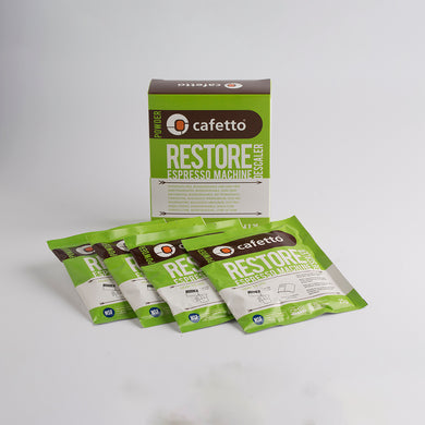 Cafetto Restore Descaler Powder