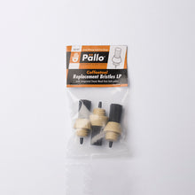 Pallo Group Head Brush 3 Head Pack