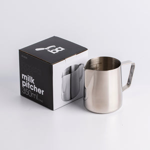 Barista Ace Professional 350ml Milk Jug / Milk Pitcher