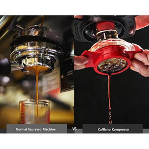 Cafflano - Kompresso Coffee Maker