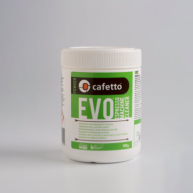 Cafetto Evo Espresso Machine Cleaning Powder 500gm