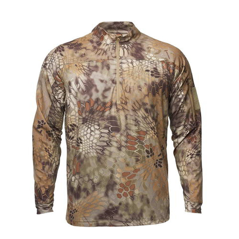 Valhalla Long Sleeve Zip