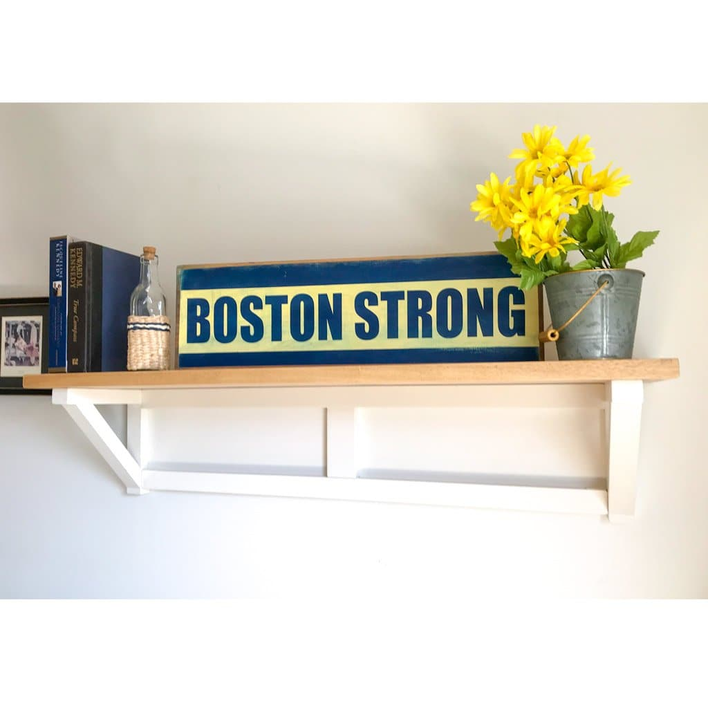 Boston Strong - Wall Décor - Wood Sign