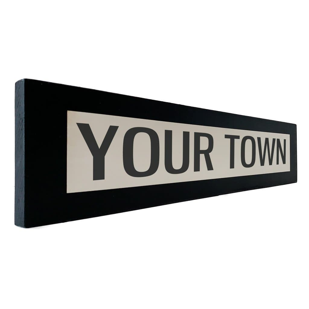 Create Your Own - One Way - Wall Décor - Wood Sign