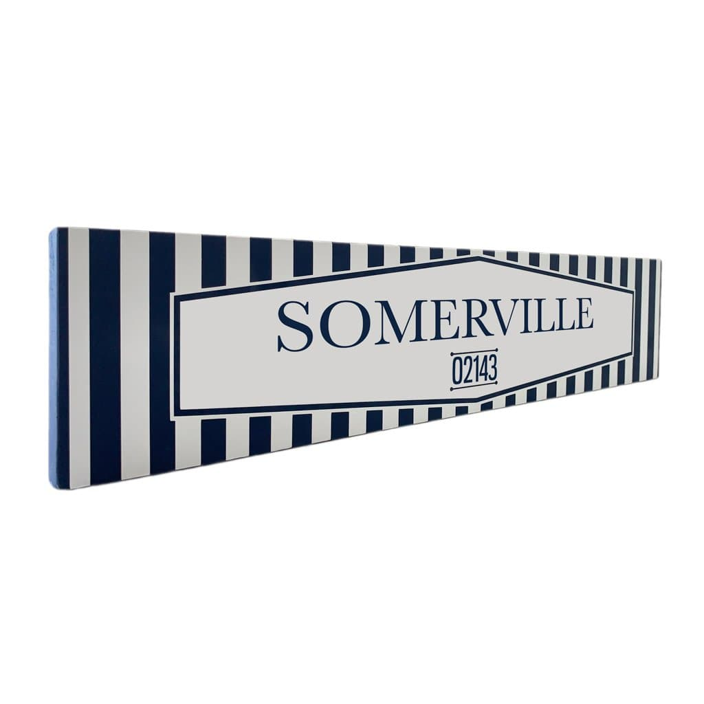 Somerville - Off The Square - Wall Décor - Wood Sign