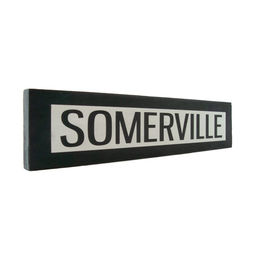 Somerville - One Way - Wall Décor - Wood Sign