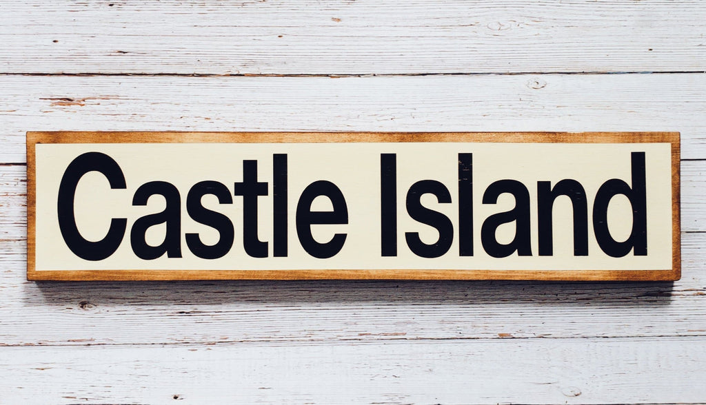 Castle Island - Overstock / Discontinued
