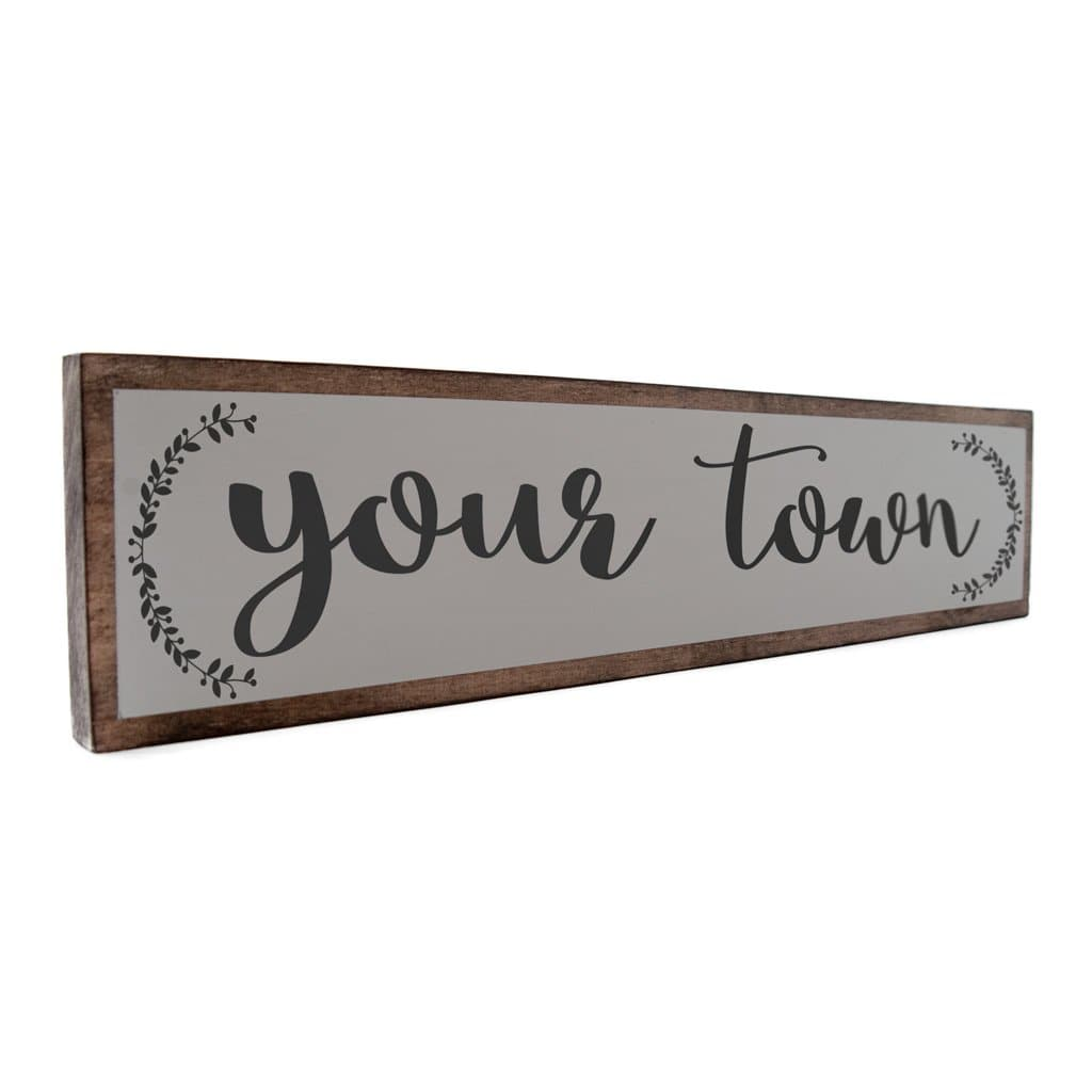 Create Your Own - Farmhouse - Wall Décor - Wood Sign