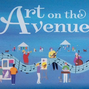 Art on the Avenue This Weekend!