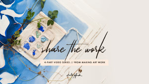 FREE Share the Work Video Series for Creatives