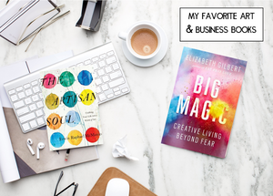 My Favorite Art, Creativity, and Business Books