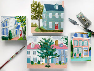 Local House-Scapes Collection