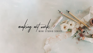 FREE Studio Series Mini-Course for Creatives!