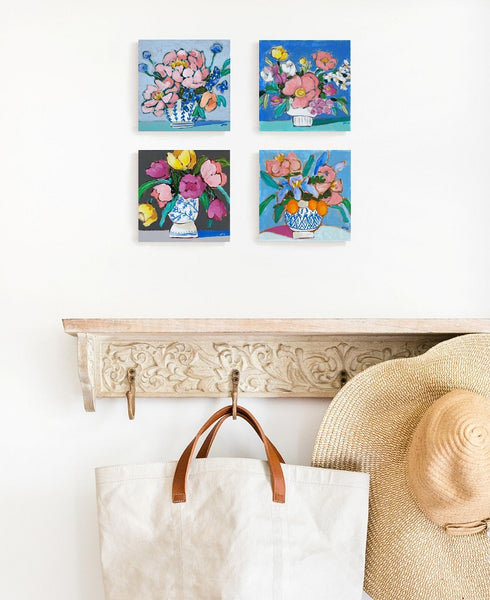 small florals collection by jennifer allevato fine art