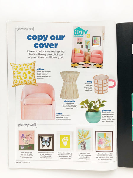HGTV magazine marxh 2019 copy our cover