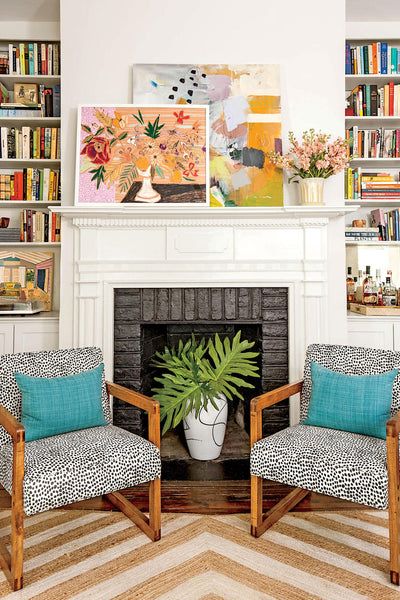 Lulie Wallace home Southern Living