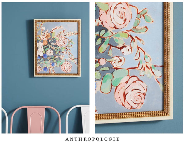 Jennifer Allevato for Anthropologie with Artfully Walls