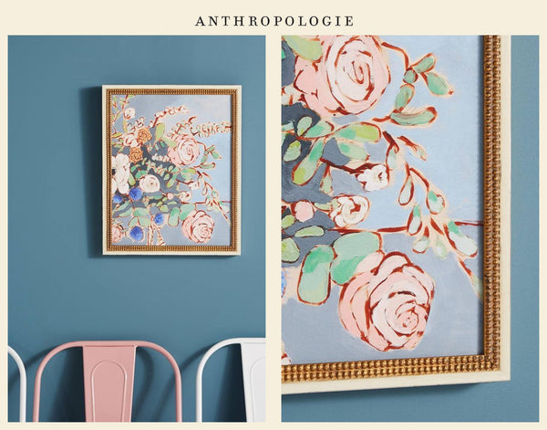 italy spring art print by Jennifer Allevato for Anthropologie