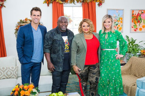 Hallmark Channel Home & Family set