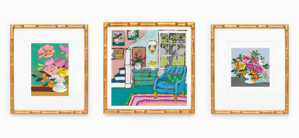 art print pairings by Jennifer Allevato fine art