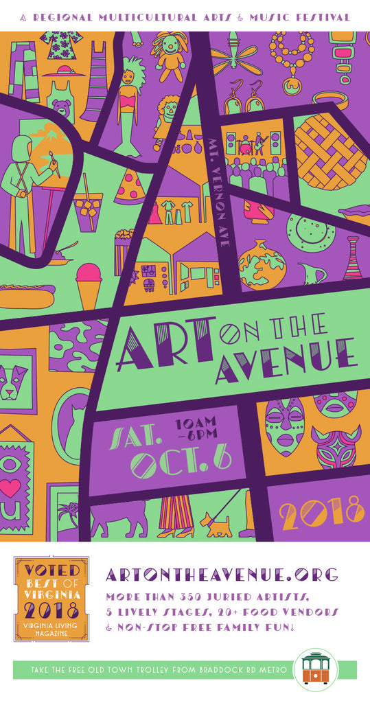 Art on the Avenue 2018