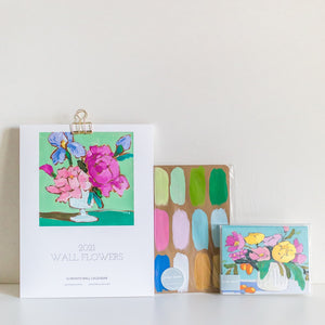 Color of Flowers Gift Set