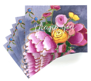Meghan Thank You Boxed Card Set