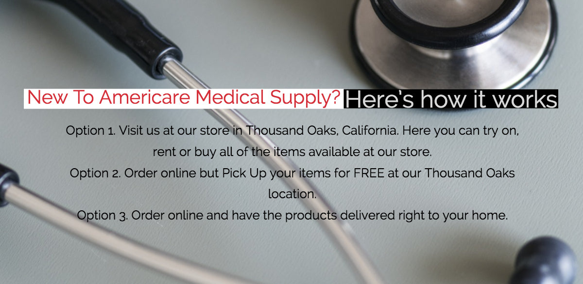 Americare Medical Supply Wheelchair rental in Thousand Oaks, California