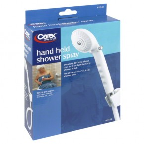 Carex Hand Held Shower Spray 84