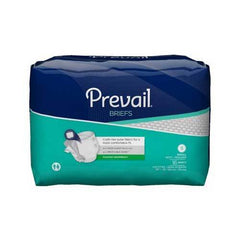 Prevail Cloth-Like Incontinent Brief - Heavy Absorbency