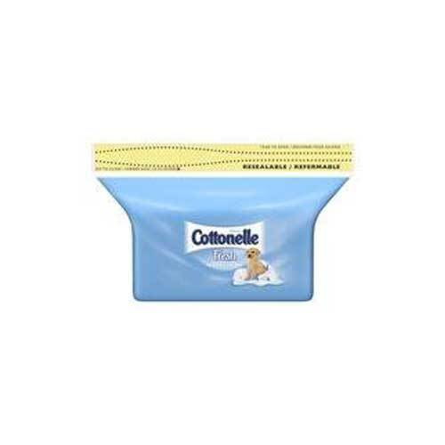 Cottonelle Fresh Care Soft Pack Refill Personal Wipes Cottonelle Fresh Care Soft Pack Refill Personal Wipes Wipes Cottonelle - Americare Medical Supply