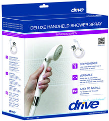 Drive Deluxe Handheld Shower Spray