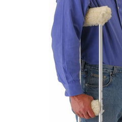 Nova Medical Crutch Cover Set Fleece