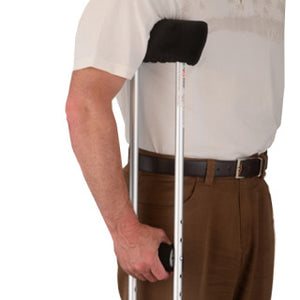 Nova Medical Crutch Cover Set Microfibers Nova Medical Crutch Cover Set Microfibers Crutch Covers Nova - Americare Medical Supply