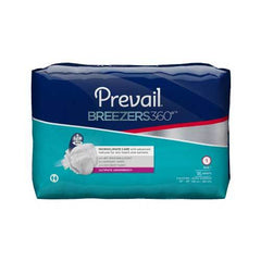 Prevail Breezers 360 Cloth-Like Incontinent Brief - Heavy Absorbency