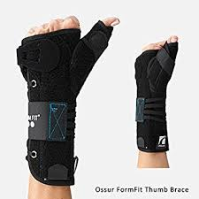 Ossur Firm Fit Universal Thumb right X-small B-253503101 Ossur Firm Fit Universal Thumb right X-small B-253503101 Thumb Support Ossur - Americare Medical Supply