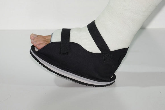 Ossur Cast Shoe 308 Black Ossur Cast Shoe 308 Black Cast Shoes Ossur - Americare Medical Supply