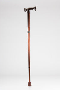 Nova Ortho-Med Folding Cane - Bronze