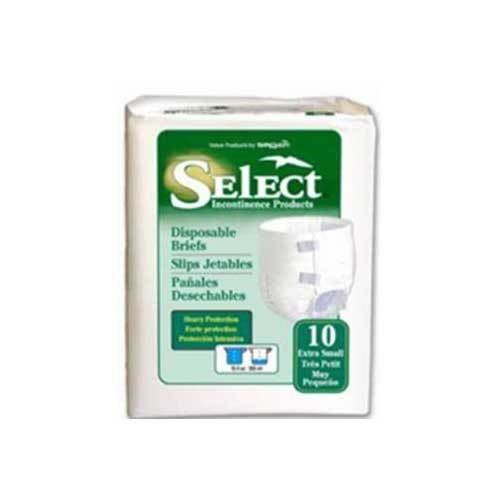 Tranquility Incontinent Brief - Heavy Absorbency Tranquility Incontinent Brief - Heavy Absorbency Fitted Tab Briefs Tranquility - Americare Medical Supply