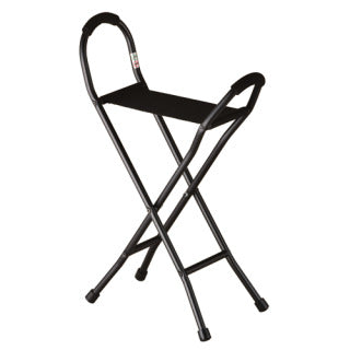 Nova Travel Seat Cane With Sling Seat Nova Travel Seat Cane With Sling Seat Canes Nova - Americare Medical Supply